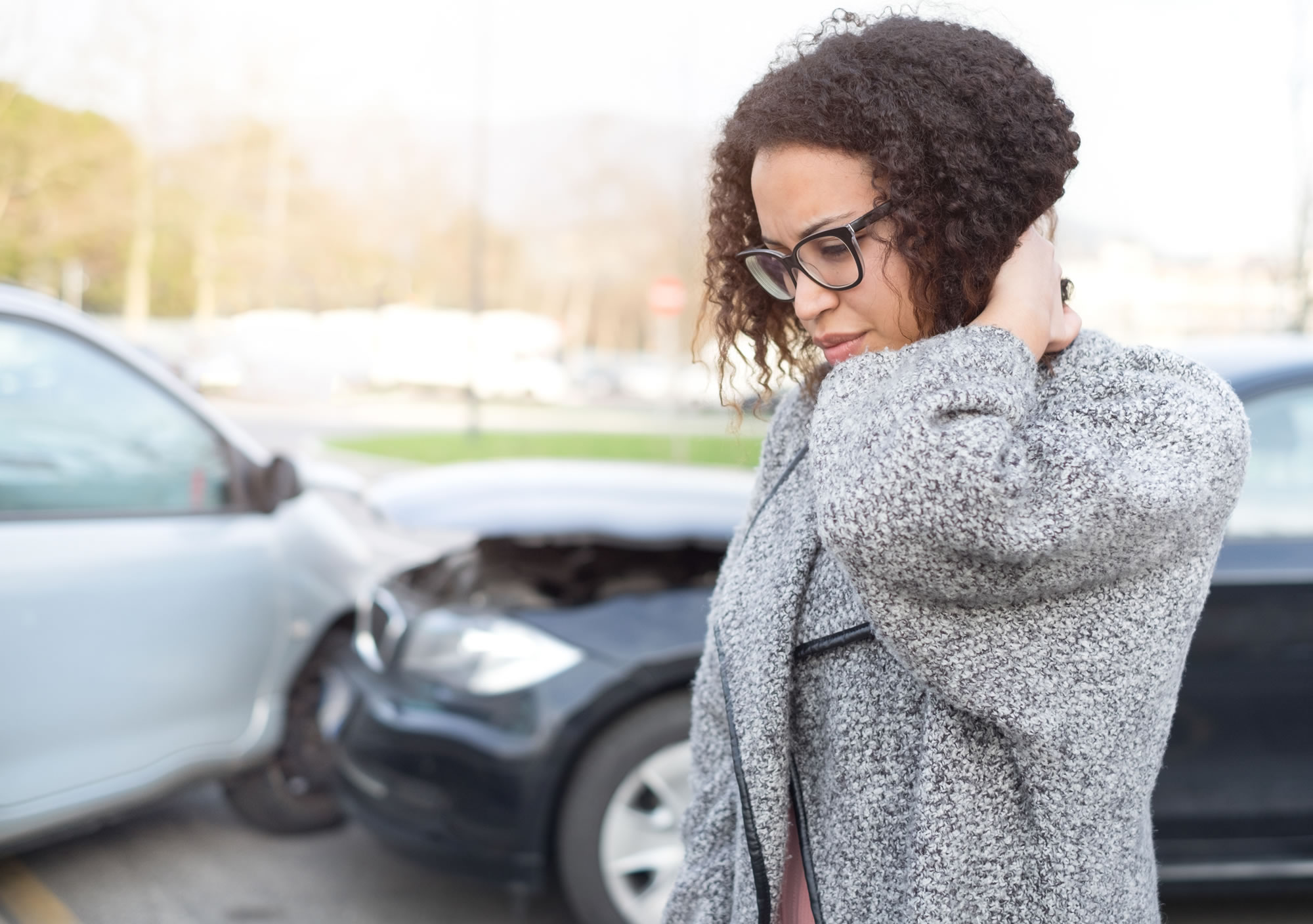 Car Crash, Whiplash, Neck Injury - Compensation For Your Accident / Personal Injury Claim Managers / Accident Claims UK