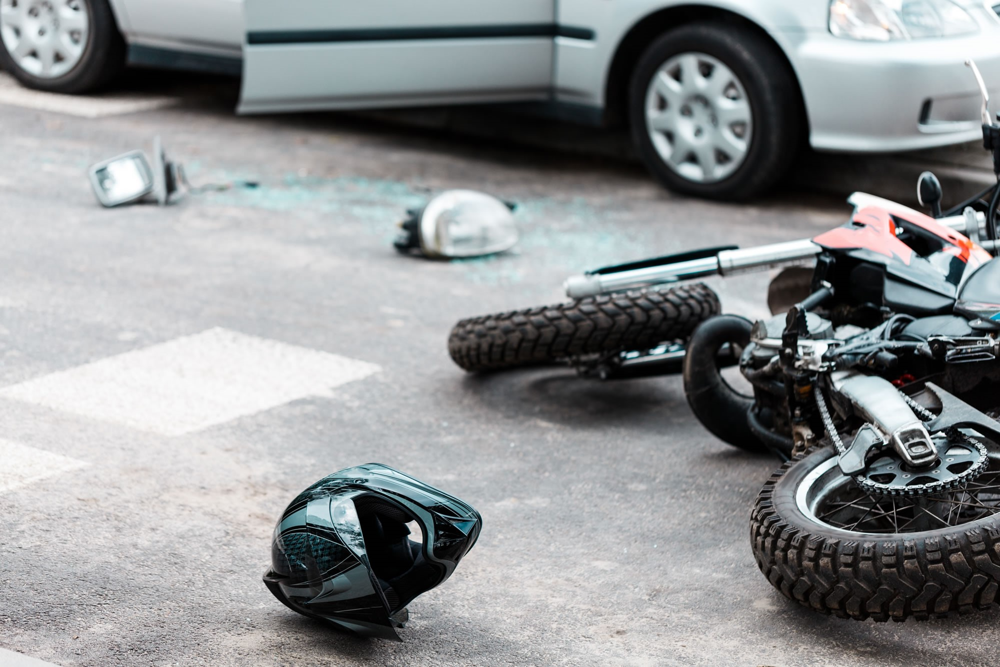 Motorbike Crash, Chopper Collision, Motorcycle Hit by Car - Compensation For Your Accident / Personal Injury Claim Managers / Accident Claims UK