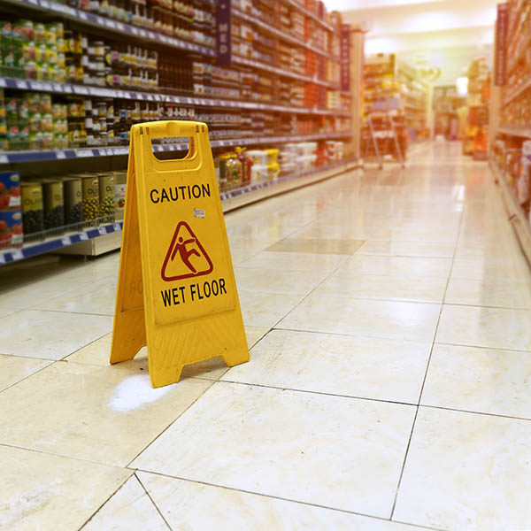 Supermarket Slips, Trips and Falls, Store Injury, Shop Accidents - Compensation For Your Accident / Personal Injury Claim Managers / Accident Claims UK