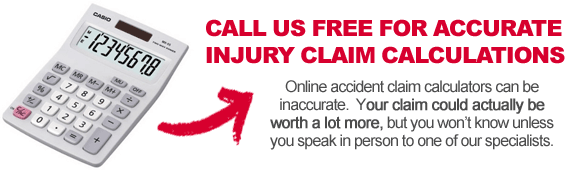 Accident at Work Compensation Calculator