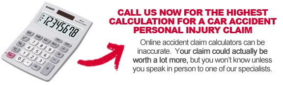 Car Accident Claims Calculator