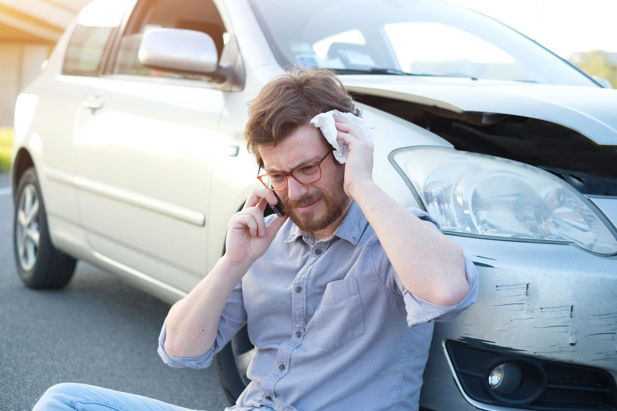 Road Traffic Collision - Car Injury - auto accident claims