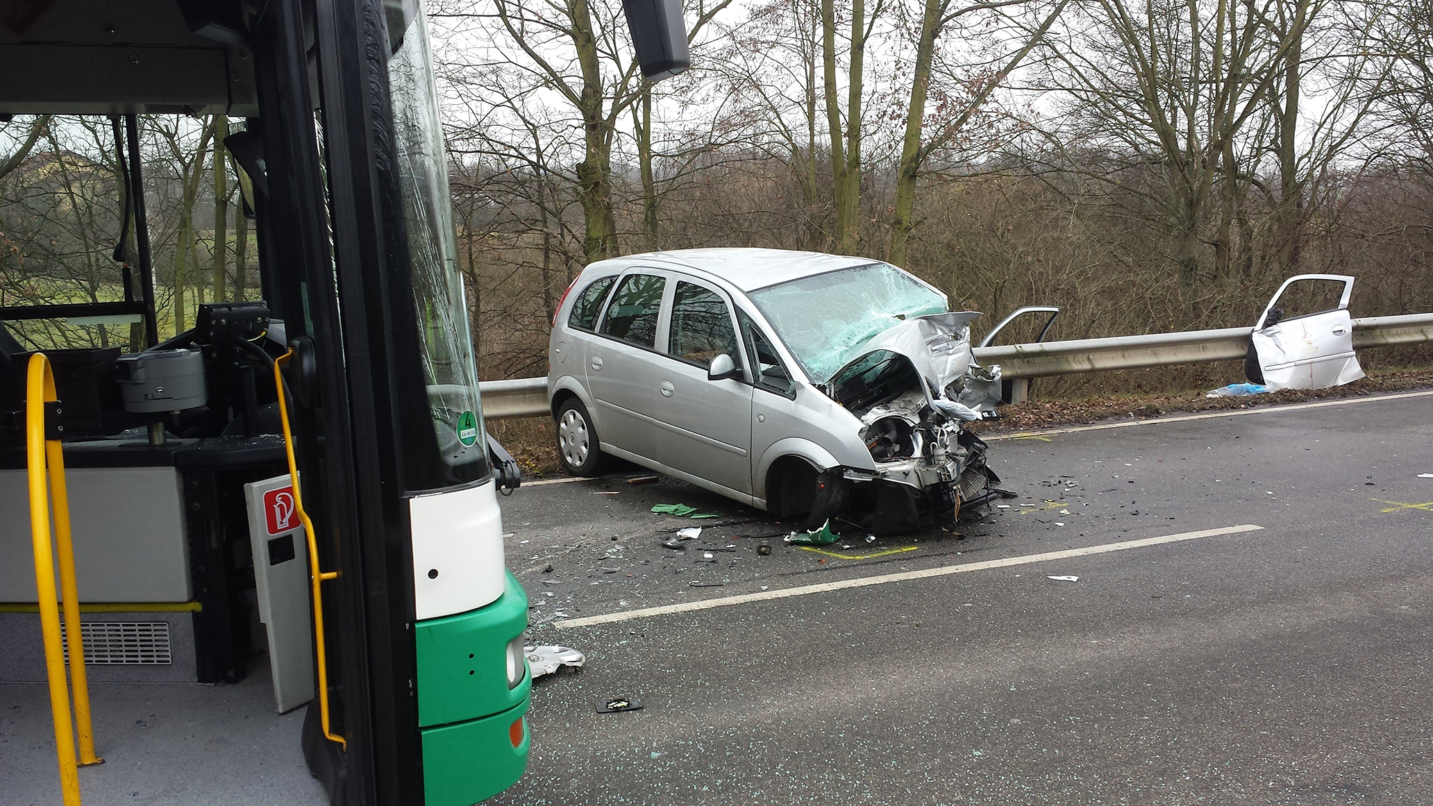 Bus Public Transport Vehicle Collision, Road Traffic Accident, Whiplash, Injury Compensation