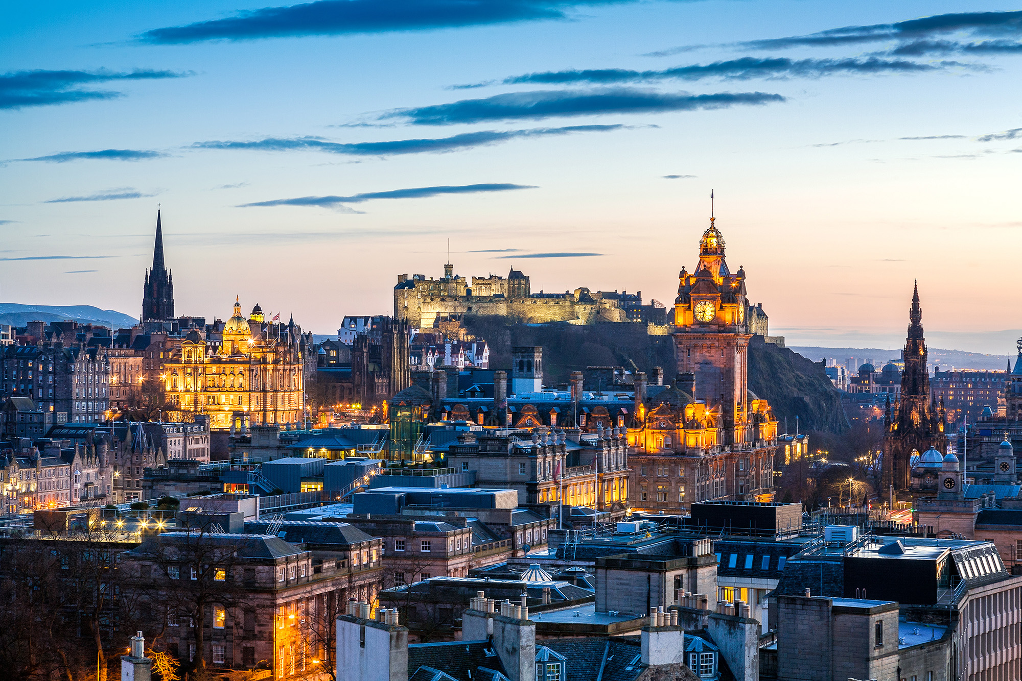 Edinburgh personal injury compensation claim solicitors